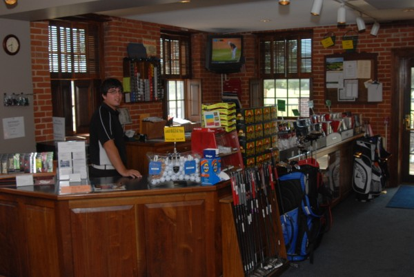 Bridges Golf Shop