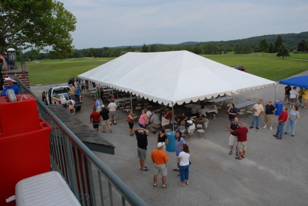 Tents Rentals Available