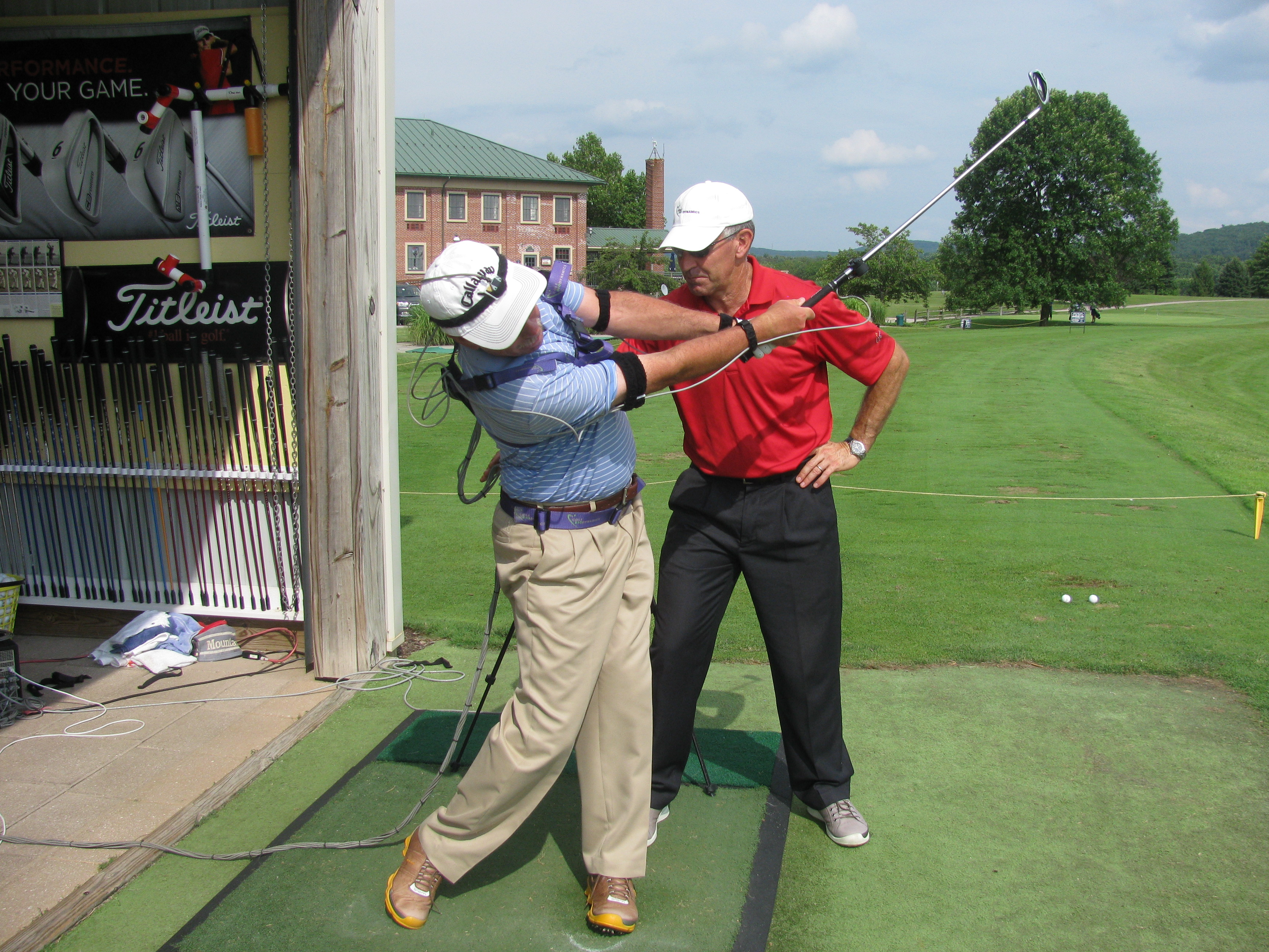 Golf BioDynamics with Dr. Robert Neal